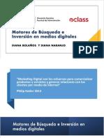 WorkBook Motores de Busqueda e Inversión en Medios Digitales UNIANDES 2021