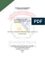 TALLER N°1 - INTEGRALES Y METODOS - UMNG