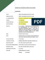 Liquidacion Financiera Cuy