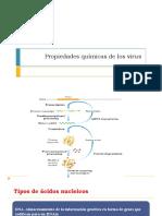 Propiedades Químicas de Los Virus