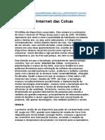 Internet Das Coisas IoT (Material Bom)