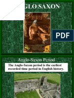 Beowulf and Anglo Saxon Powerpoint