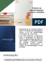 AULA 01 - História da psicopedagogia