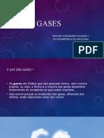 Apresentação gases