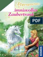 [kinder] Chapman, Linda - Sternenschweif 16 - Geheimnisvoller Zaubertrank