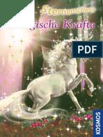 [kinder] Chapman, Linda - Sternenschweif 21 - Magische Kraefte