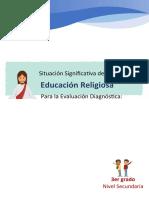 Situación Significativa para la Evaluación Diagnóstica_3er grado (1)