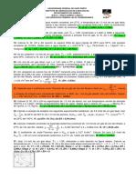 Lista 2 - QUI115 - Primeira lei da termodinâmica