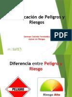 4. PELIGRO Y RIESGO