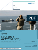 Ship Security Officer Sso Isps Code