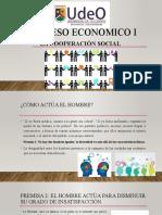 PROCESO ECONOMICO 3 La Cooperación Social