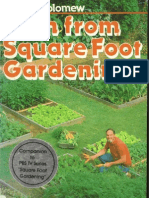 Cash from Square Foot Gardening (256)