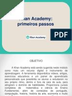 7 - Khan Academy - Primeiros Passos