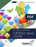 Formación a Distancia UF0032_ Venta Online