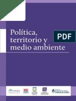 Politica Territorio Medio Ambiente
