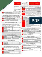 Emergency Check  List Technam  p2008jc