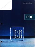LSI Company Overview Brochure 1985