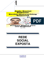 Rede Social Exposta (Social Networking Exposed)