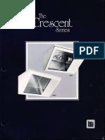 LSI Crescent Series Brochure 1989