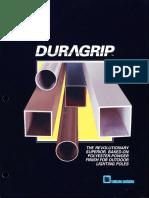 LSI Poles Duragrip Paint Finish Brochure 7-90