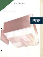 LSI Pinehurst Series Brochure 1983