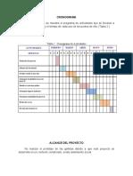 1.4 - ESTIMACIÓN DE TIEMPOS, COSTOS, RECURSOS Y ALCANCE DE UN PROYECTO