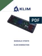 KLIM-Domination-UserManual-IT