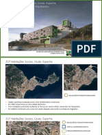 Conjunto 317 Habitações Sociais - Implantação