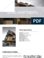 Conjunto Tetris Apartments - Bloco
