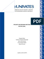 Projeto rotor axial  - Máq. de Fluídos 2019 - G. Reckziegel