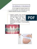 Cambios Orales y Faciales (1)