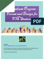 BC100-Broadcast Program Format and Design for FM