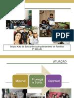 Apresentação Para o Grupo Dos Pais Da Evangelização 2021