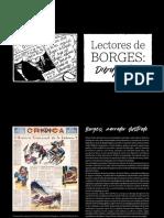 Lectores de Borges. Dibujantes