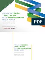 manual de diseño y evaluacion de la interpretacion en los museos nuevo