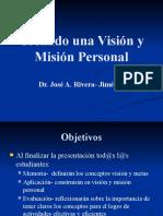 creandounavisinpersonal-090701190027-phpapp01