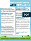BCC March 2011 Newsletter (2 Pages)