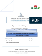 Rapport de Stage de FIN D ETUDES Mod 1