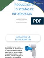 Introduccion a los Sistemas-Informacion 10 de Agosto