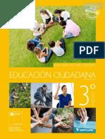 Libro 3 Medio Educacion Ciudadana Docente