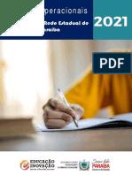 Diretrizes Operacionais - Das Escolas Da Rede Estadual de Educacao Da Paraíba_1