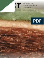 Calvo, A. Conserv. Del P.C. Criterios y Normativas 2009