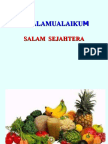 classes of food- isl 3