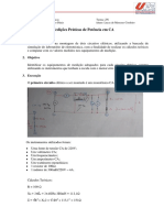 Prática 5 - Medidas Elétricas - Lucas Cordeiro
