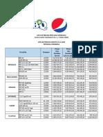 LISTA DE PRECIOS VENTAS 25112020