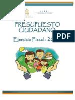 Presupuesto de Honduras Tarea