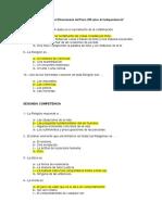 Quinto Evaluacion Diagnóstica 2da Parte