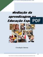 Mediação Da Aprendizagem Na Educação Especial