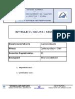 Cours Info Indus - Définitions Et Historique