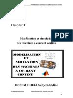 CHAP 2 Modélisation et simulation des machines à courant continu